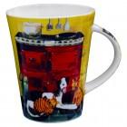 "Kaffee-/Teebecher ""Sweet Home"" 310 ml KU-200055"