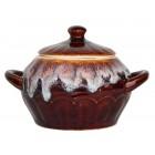 "Keramiktopf ""Ananas 2"" 0,5 L, TD-12215"