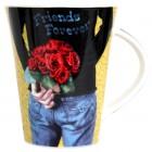 """Kaffee-/Teebecher """"Friend"""" 310 ml TA-13585"""