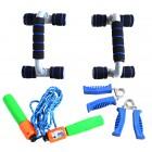Trainingsset für Hand- & Armmuskulatur, 5 Teile, FIT-17012