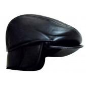 Kappe aus Kunstleder gr. 61 FA-32505
