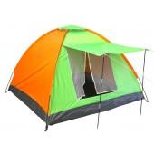 Zelt Campingzelt Familienzelt Camping für max. 4 Personen ZE-19386