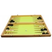 Backgammon, Dame ca. 47,9 x 47,9 cm, TS-33395