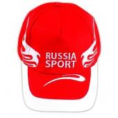 "Kappe ""Russia Sport"" mit Stickerei FA-0041"