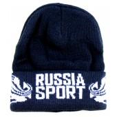 "Wintermütze ""Russia-Sport"""
