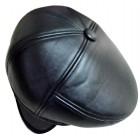 Kappe aus Kunstleder gr. 59 FA-32425