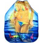 "Schürze ""Sunny Beach"" ca. 69 x 53 cm, TE-34554"