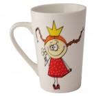 "Kaffee-/Teebecher ""Koroleva"" 400 ml KU-20202"
