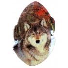 "Magnet ""Wolf"", 5 x 8 cm"