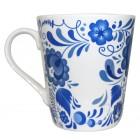 "Kaffee-/Teebecher ""Gzhel"" 450 ml KT-14605"