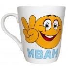 """Kaffee-/Teebecher """"Ivan"""" 450 ml KT-14415"""