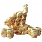 "Keramik-Set ""Fortuna"" 7 tlg. NSH-474"