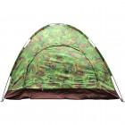 Zelt mit Tarnmuster Campingzelt Familienzelt Camping Zelten für 4 Personen ca. 220x250x150 cm