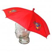 """Regenschirm für den Kopf """"UdSSR"""""""