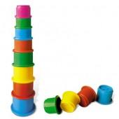 Spielzeug-Pyramide ca.32,5 cm