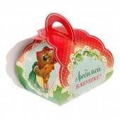 "Geschenk-Box ""Frohe Ostern, liebe Oma!"""