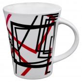 "Kaffee-/Teebecher ""Modern_2"" 400 ml KU-200060"