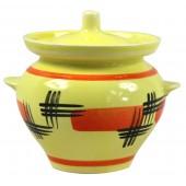 "Keramiktopf ""Abstraktion"" 0,5 L TA-33215"