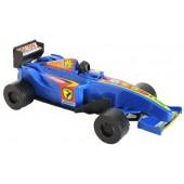 """Spielzeugauto """"Powerrennen"""" blau"""