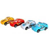 Spielzeugautos-Set 4 Stück L-8 cm