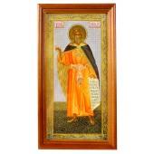 """Ikone """"Prorok Il'ja"""" in Holzrahmen, 13,2 x 24,3 cm, IK-0051"""