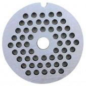 Lochscheibe für Fleischwolf 68 mm Loch 2 mm