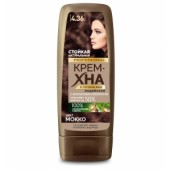 Cream-Henna Indian in fertige form PROFESSIONAL Farbe Mokka 140ml