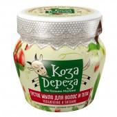 """Pflegeartikel Густое мыло для волос и тела увлажнение и питание серии """"Коза Дереза"""" 175мл."""