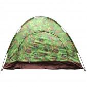 Zelt mit Tarnmuster Campingzelt Familienzelt Camping Zelten für 6 Personen