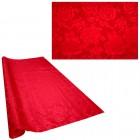 Скатерть в рулоне, ткань, Цвет: красный