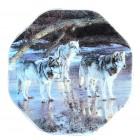 """Магнит """"Волки"""", восьмиугольный, 6 x 6 см, MA-12905"""