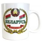 """Кружка """"Беларусь / Белоруссия"""" 500 мл"""