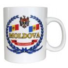 """Кружка """"Молдавия"""" 500 мл"""