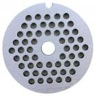 Решетка для ручной мясорубки 68 мм  диаметр отверстий 2 мм