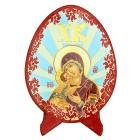 """Магнит в форме яйца """"Христос Воскресе"""""""