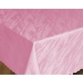 Скатерть с мотивом, розовая, 130x220 см, TD-13715