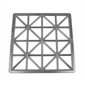 Форма для вареников алюминевая