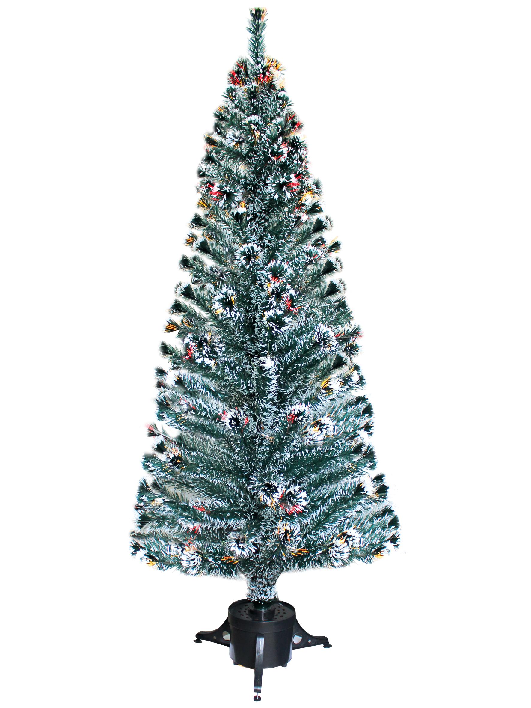 Kunstlicher Weihnachtsbaum Mit Beleuchtung 100 Cm Inkl Baumstander