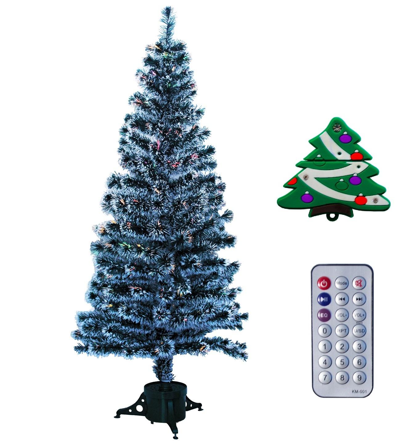 Künstlicher Weihnachtsbaum Mit Beleuchtung 45 Cm.Künstlicher Weihnachtsbaum Mit Beleuchtung 120 Cm Inkl Mp3